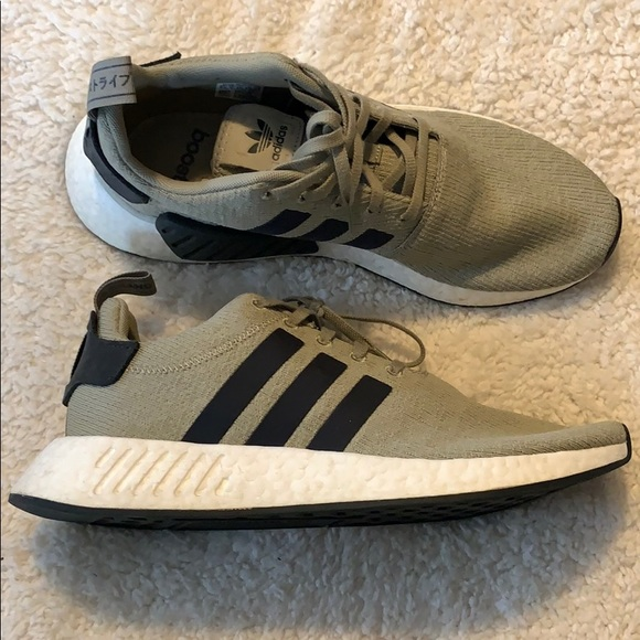 adidas Shoes | Adidas Nmd R2 Tan And